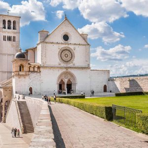 Italy Assisi 2x